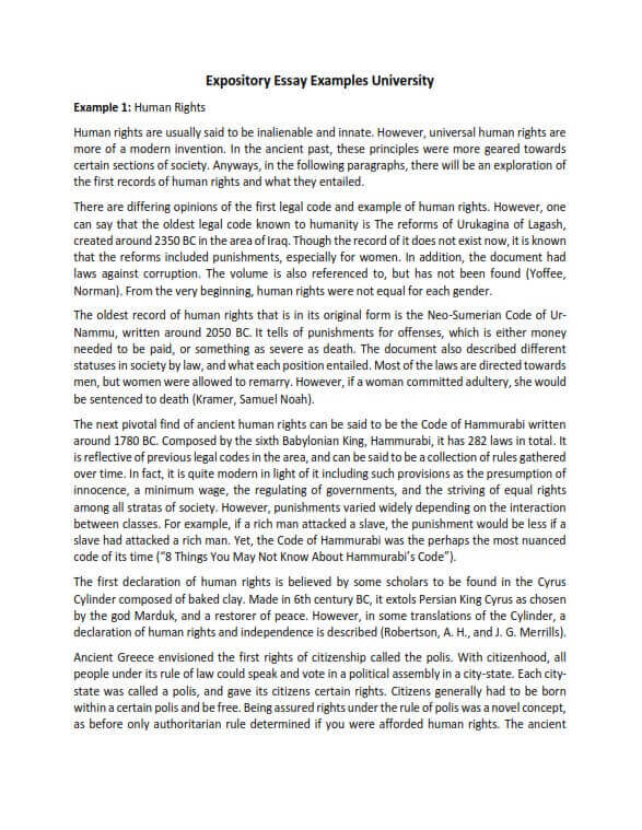 Sample expository essay 6th grade best blog ghostwriters for hire for school